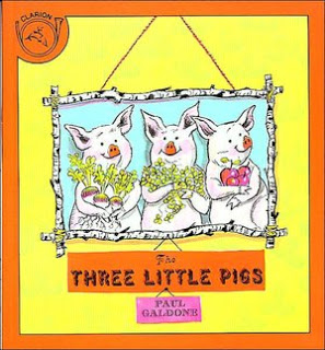 Courage Book Review: Three Little Three Little Pigs